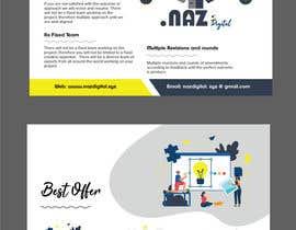 #46 для Profile/Brochure Design for a Digital Agency от azahermia