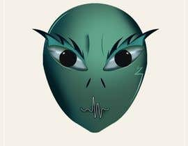 #128 for I need a custom Alien drawing / Artwork graphic by laibajalbani