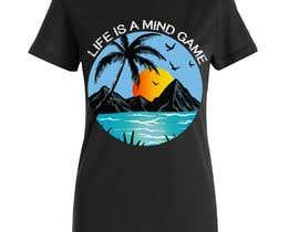 #111 untuk t shirt logo + mock up oleh baduruzzaman