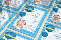 Graphic Design Entri Peraduan #12 for BABY SHOWER E-LECTRONIC