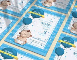 #12 for BABY SHOWER E-LECTRONIC by dmateen