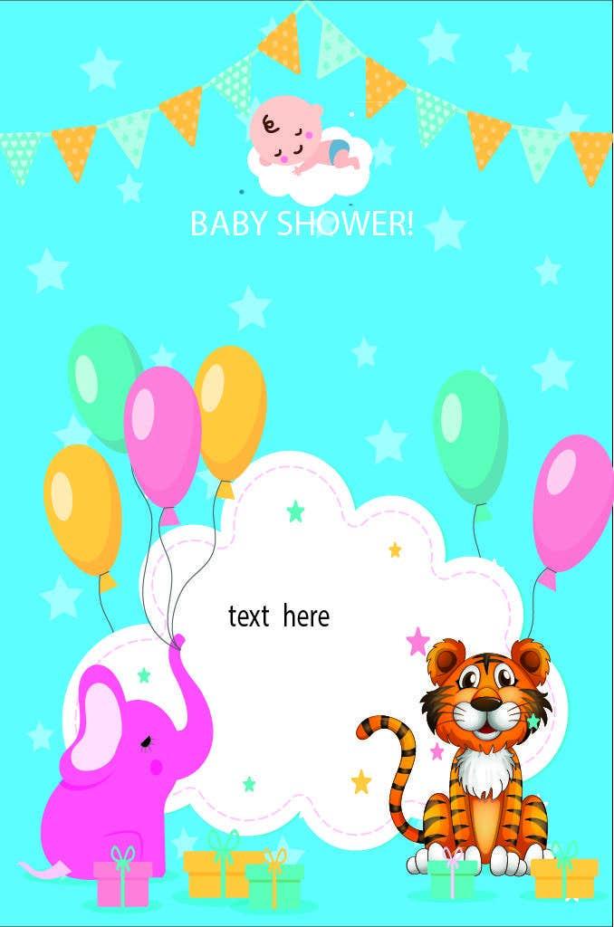 Penyertaan Peraduan #                                        21                                      untuk                                         BABY SHOWER E-LECTRONIC