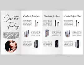 #170 for brochure for cosmetic factory by graphicpro3909