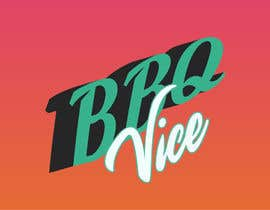 #65 for Design a Logo in Miami Vice Style af abakash003