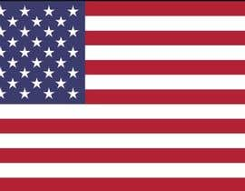 nº 26 pour graphic designer for a renditon of American Flag par thinkitltd4
