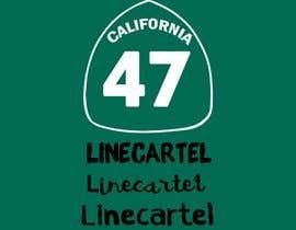 #12 untuk Line cartel freeway sign oleh samuelart0626