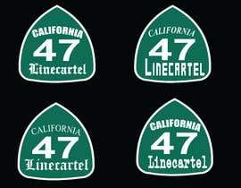 #14 untuk Line cartel freeway sign oleh shamemashraf60