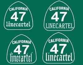#15 untuk Line cartel freeway sign oleh mhmoudshika20