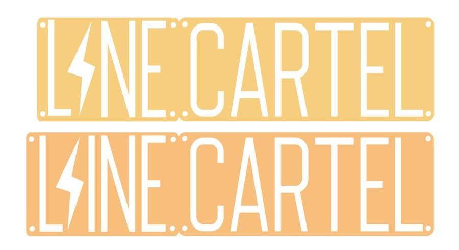 Konkurrenceindlæg #                                        14                                      for                                         Line Cartel Stencil