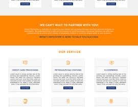 nº 57 pour Design a website for www.ImpactPays.com par bappa85