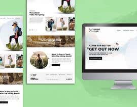 nº 38 pour Design a website for www.ImpactPays.com par ShakilGraphic