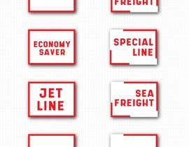 #15 untuk Group of shipping type icon oleh fal5a76ab656ebee