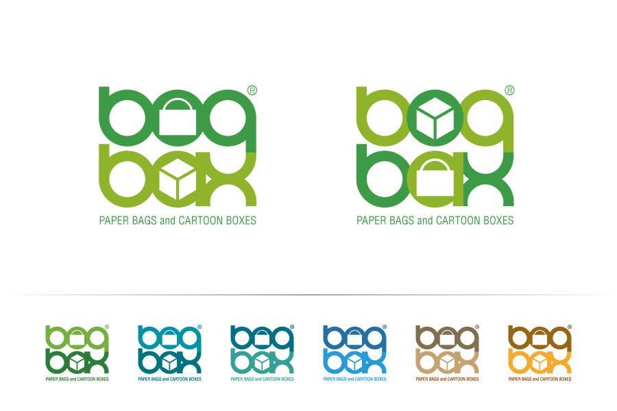 Penyertaan Peraduan #                                        210                                      untuk                                         Logo Design for BogBax