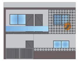 nº 6 pour G+1 Building Front Elevation par Pooja1808