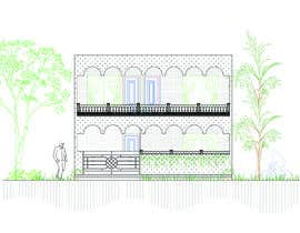 #18 for G+1 Building Front Elevation by ARTscale