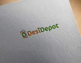 Nro 213 kilpailuun Logo for an online grocery store name DesiDepot(https://www.desidepot.us) käyttäjältä mistkulsumkhanum
