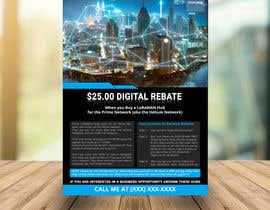 #42 for I need a Professional Flyer Graphic with Rebate Instructions by hrlabbd