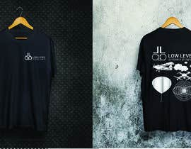 #42 untuk Custom aviation-themed T-shirt Design oleh abdulqueaum