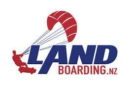 #83 for Logo design for Kite Landboarding, e.g. Kitesurfing, mountainboarding af utsabarua