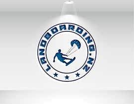 #74 for Logo design for Kite Landboarding, e.g. Kitesurfing, mountainboarding af NusratJahannipa7