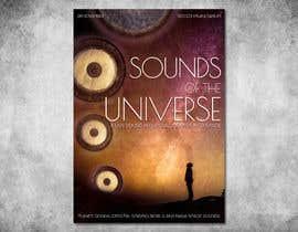 Nro 187 kilpailuun Design an A3 poster for a live music event with space theme. käyttäjältä Elridia