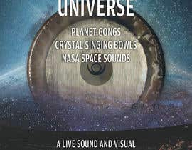 Nro 214 kilpailuun Design an A3 poster for a live music event with space theme. käyttäjältä yasineker