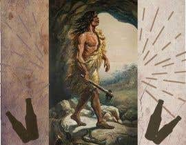 #7 para etiquetas logo cerveza artesanal homosapiens de MassinissaLab