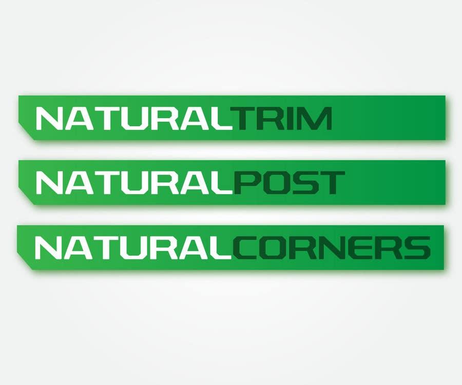 Penyertaan Peraduan #                                        60                                      untuk                                         Brand Name Creation for New Product Line - Building Product Industry