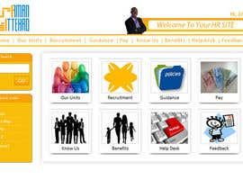 santanubera9 tarafından Modify an existing Intranet Site for a department sub unit için no 2