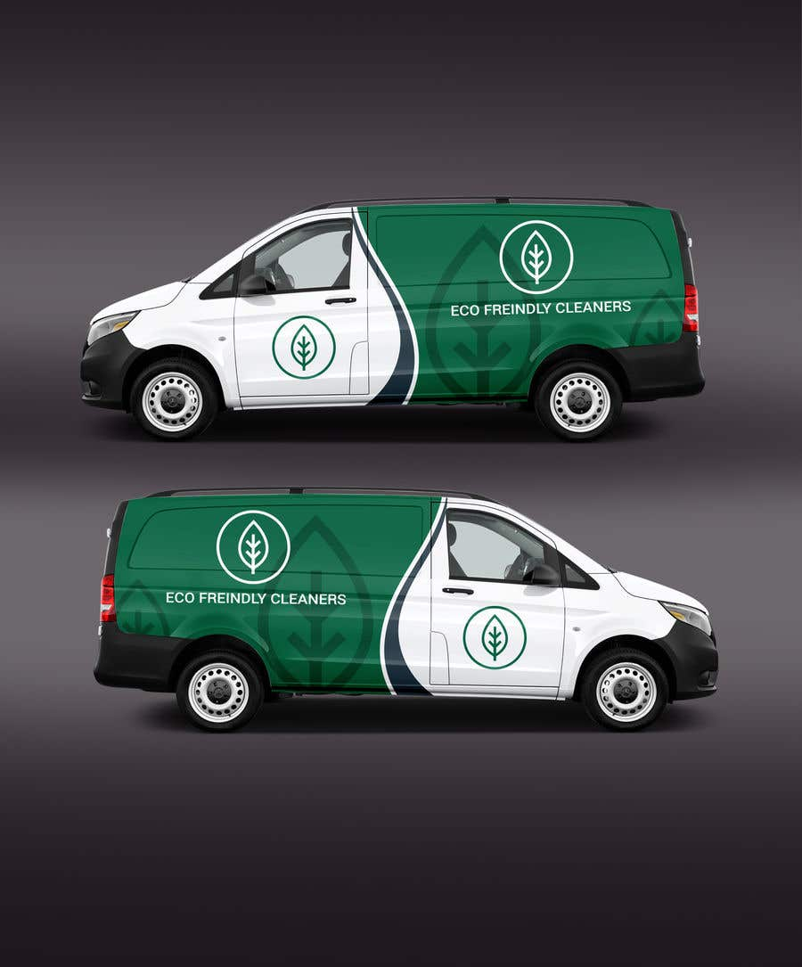 Bài tham dự cuộc thi #                                        59                                      cho                                         Design a van wrap