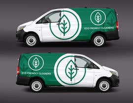 #61 for Design a van wrap by raselcolors
