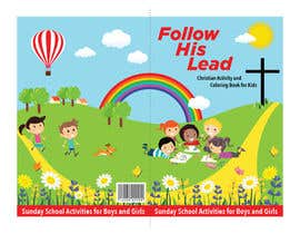 #32 for Design a Book Cover - Christian Activity Book by KateStClair