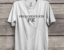 #87 untuk T-shirt design oleh designerXLakash