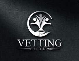 "#122 for Logo or branding for a app we are developing it is called ""Vetting Buddy"" by Moniroy"