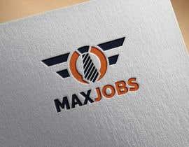 #11 untuk Create a logo for my Job portal : MaxJobs.in oleh sujanarahman