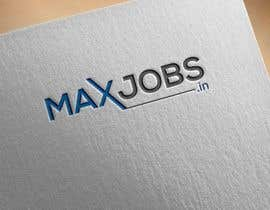 #40 untuk Create a logo for my Job portal : MaxJobs.in oleh mehedihasan1858