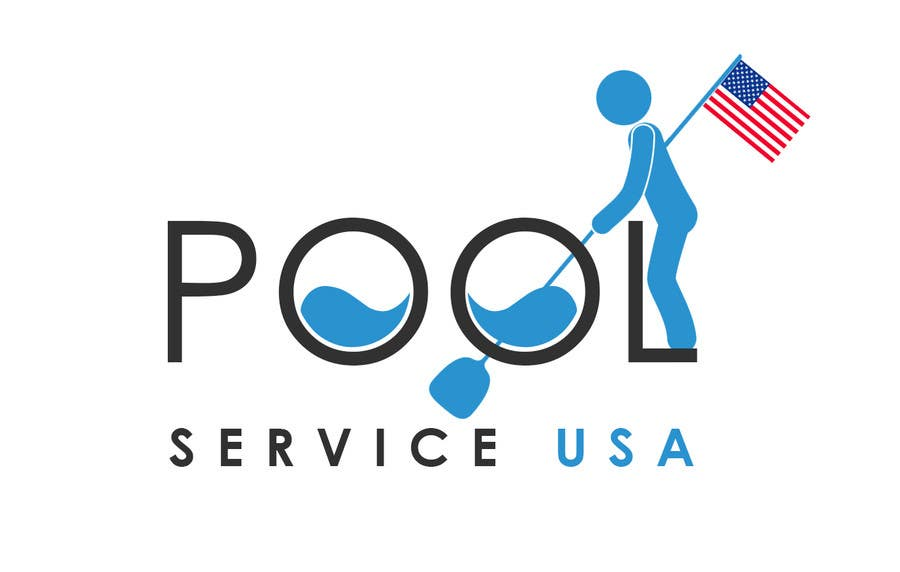 Konkurrenceindlæg #                                        57                                      for                                         Pool Service USA Logo