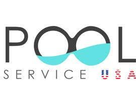 Atharva21 tarafından Pool Service USA Logo için no 62