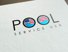 #67 for Pool Service USA Logo av Atharva21