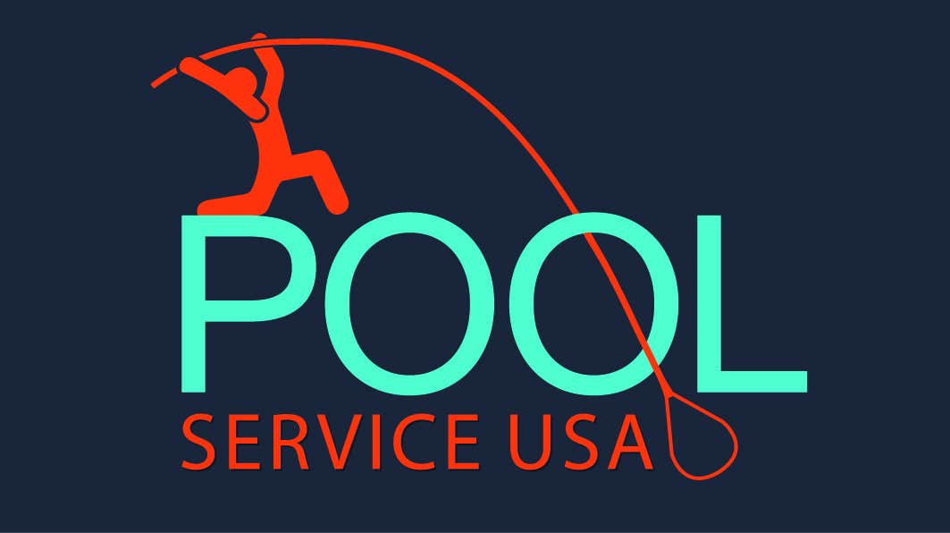 Konkurrenceindlæg #                                        52                                      for                                         Pool Service USA Logo