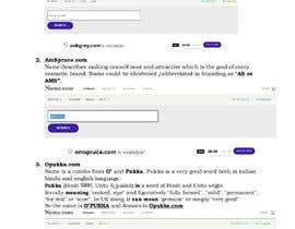 Nro 57 kilpailuun Suggest a .com domain name for me for a cosmetic brand. käyttäjältä willbsamuel