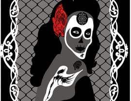 #19 untuk Maria Felix Dia de Muertos oleh sunagoktuna