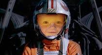 Graphic Design Inscrição do Concurso Nº88 para Photoshop my son into this Star Wars Picture