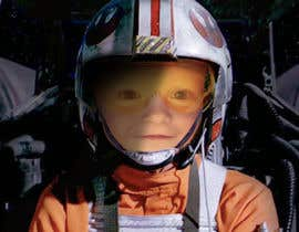 #91 para Photoshop my son into this Star Wars Picture por NazmulsDesigns