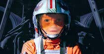 Graphic Design Inscrição do Concurso Nº179 para Photoshop my son into this Star Wars Picture
