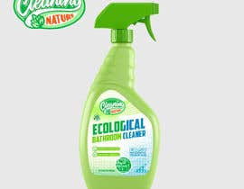 #48 for Green Cleaning Product line label by veranika2100