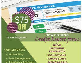 #13 for Credit Repair flyer - 23/09/2020 17:30 EDT by innovativearea24