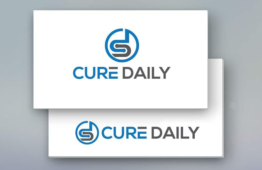 Contest Entry #                                        162                                      for                                         CURE Daily sell sheet