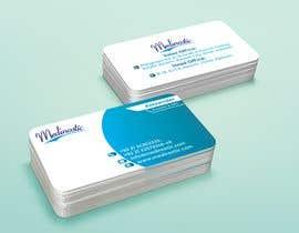 Nro 330 kilpailuun Visiting Card Design käyttäjältä SheikImran34