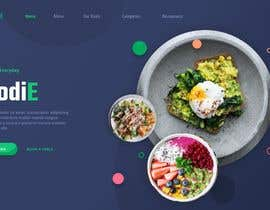 #17 cho Redesign Homepage bởi jniki29